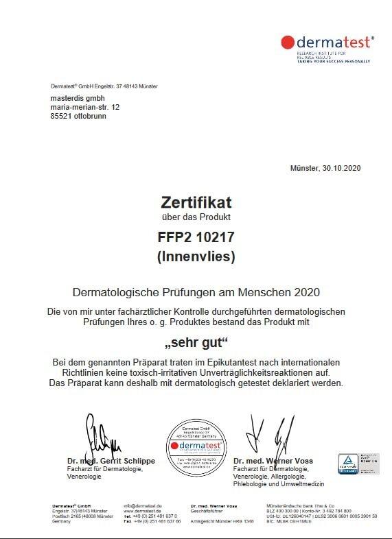 DermatestZertifikat