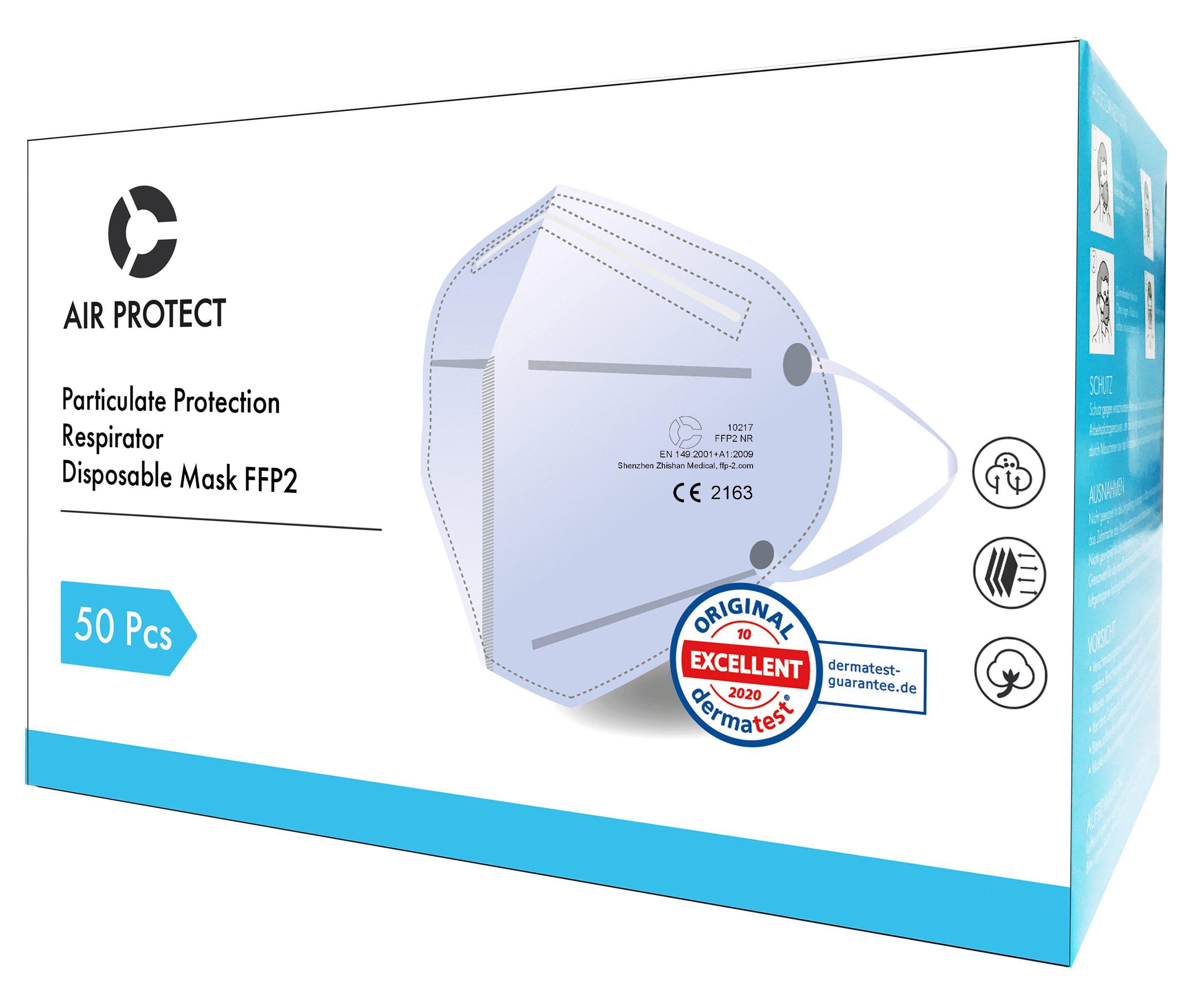 C AIR PROTECT Half-Mask FFP2